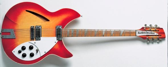Rickenbacker Semi-Solid